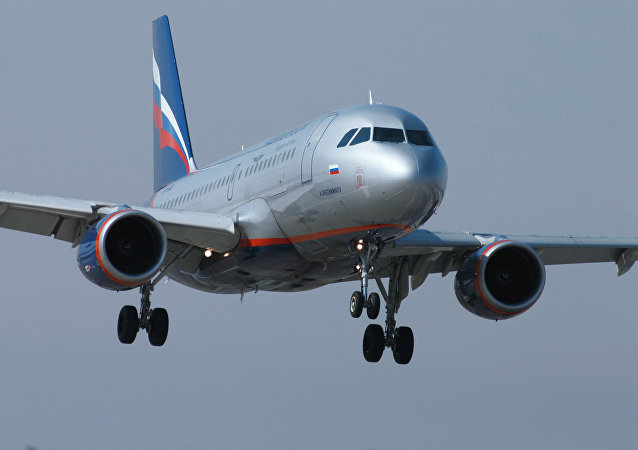 Aeroflot Airbus A320 (image d'illustration)
