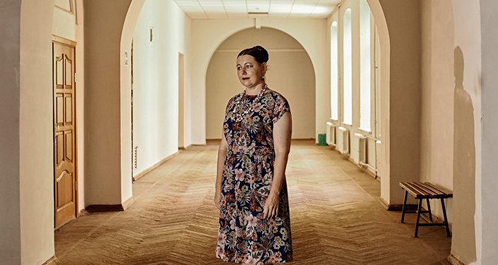 Nadejda Makarova, Chef du département Technologie et organisation de la restauration collective à l'Université de Samara
