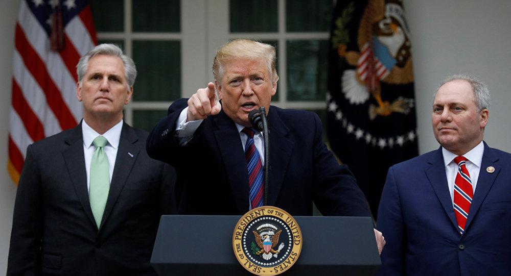 Trump se défoule contre le FBI suite aux révélations du New York Times