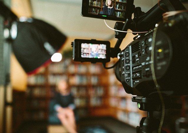 La caméra vidéo