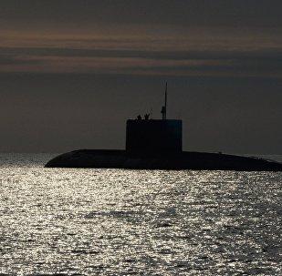 Un sous-marin de classe Vachavianka