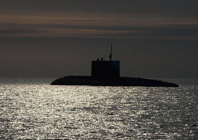 Un sous-marin de classe Vachavianka (image d'illustration)