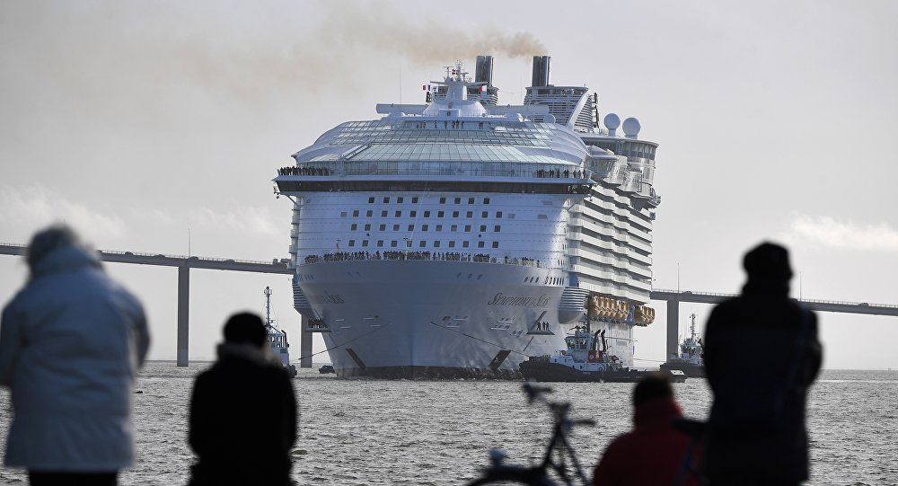 Symphony of the Seas, image d'illustration