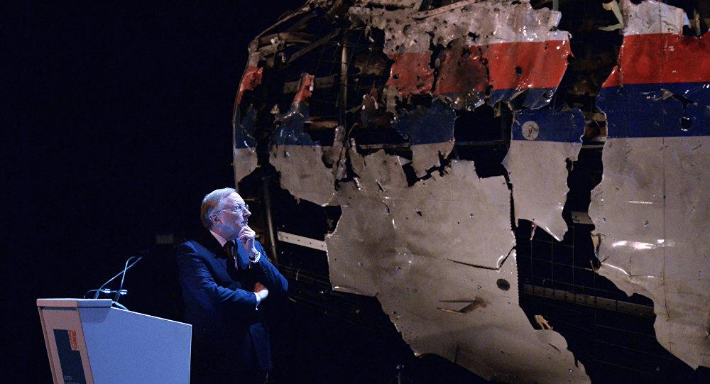 crash du vol MH17 de la Malaysia Airlines