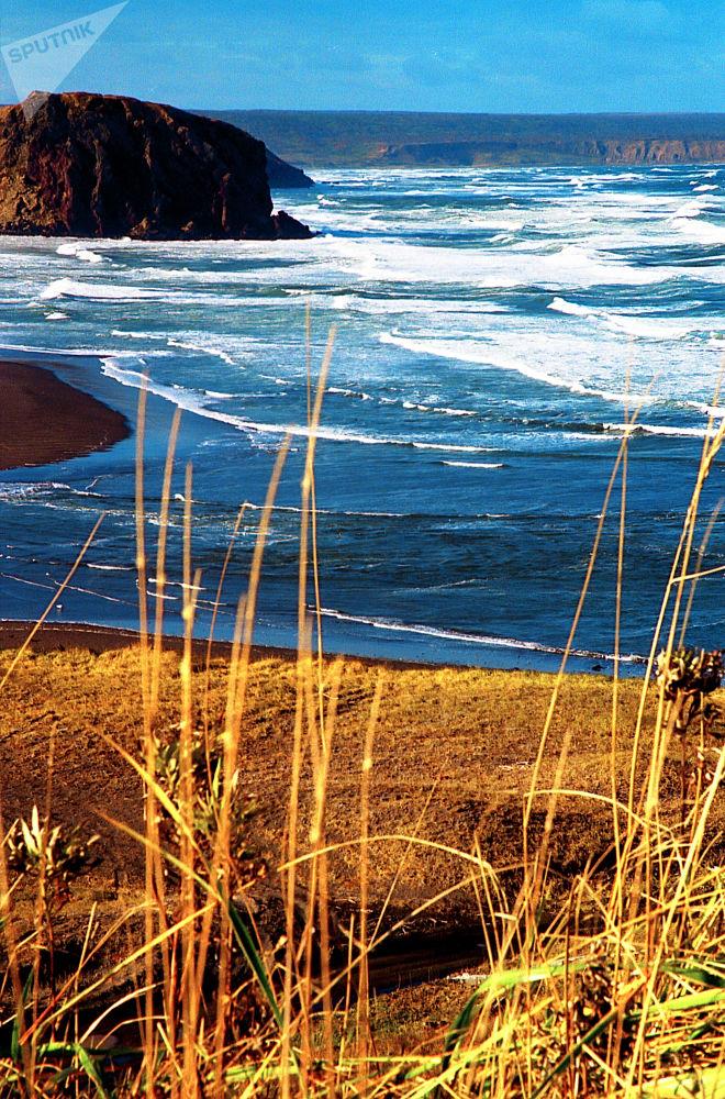 Les Kouriles et le Sud de Sakhaline