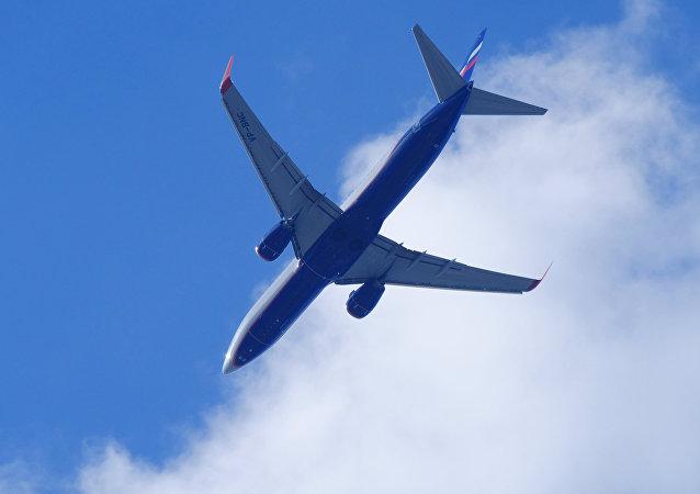 Boeing 737 d'Aeroflot