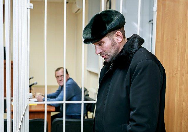 Pavel Chapovalov accusé de détournement d'un vol d'Aeroflot
