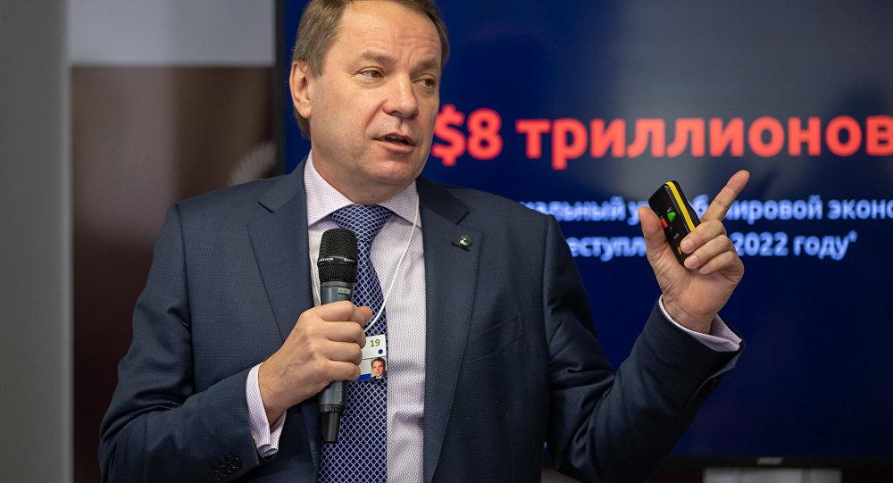 Maison russe à Davos. Stanislav Kouznetsov