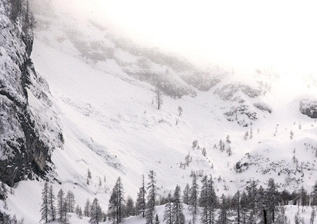 Alpes en Italie