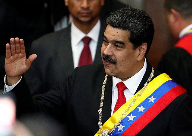 Nicolás Maduro, Président du Venezuela