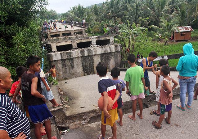 Philippines (image d`illustration)