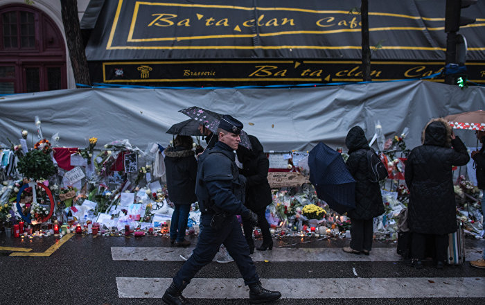 Paris au lendemain du Bataclan