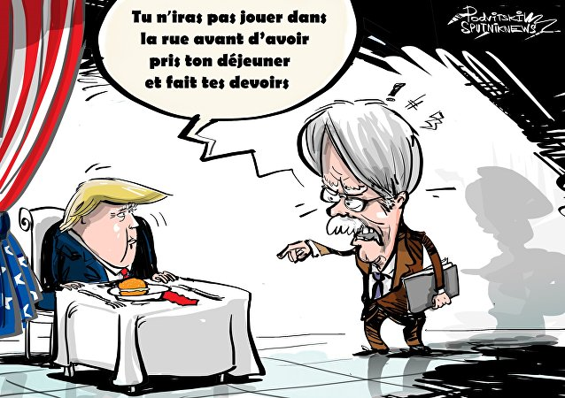 Bolton aurait interdit à Trump d'établir le dialogue avec le Venezuela
