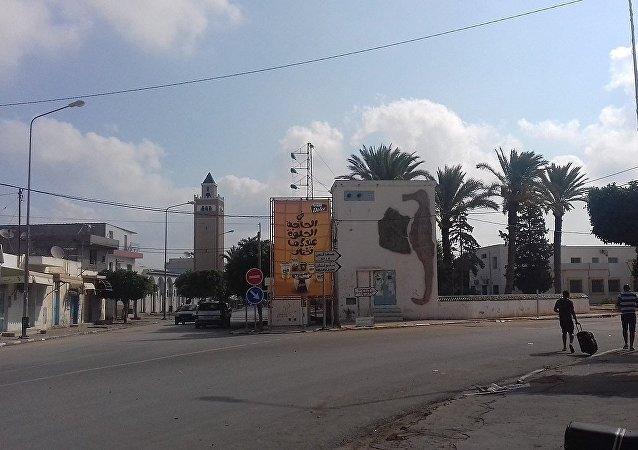 Centre-ville de Chebba