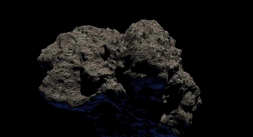 Une météorite (image d'illustration)