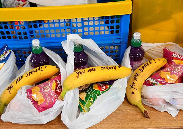 Meghan Markle exprime son soutien à d'anciennes prostituées sur des bananes