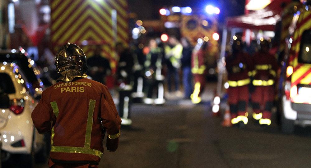 Incendie à Paris: la suspecte sortie de l'hôpital psychiatrique il y a une semaine