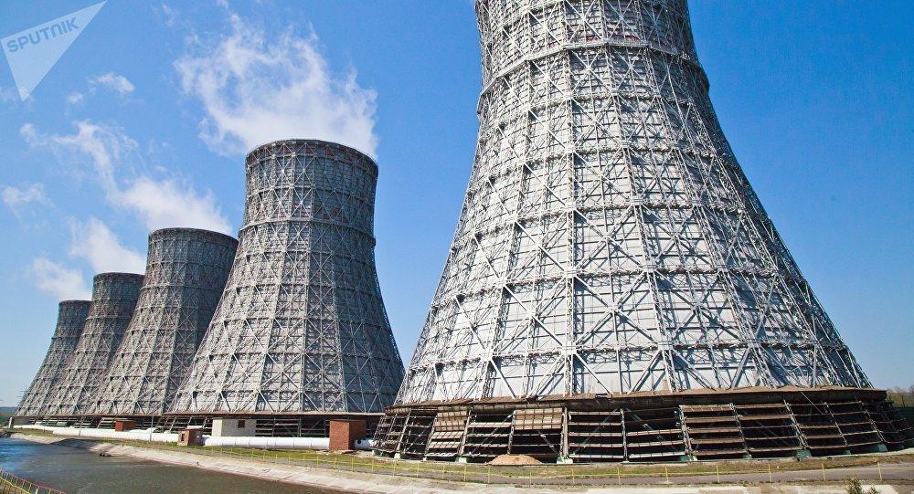 Centrale électro-nucléaire