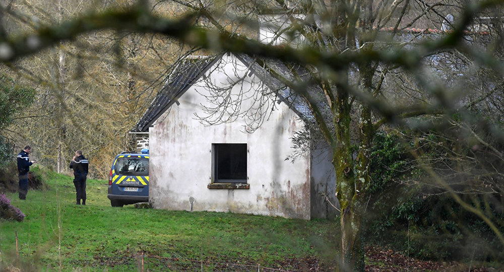 domicile de Richard Ferrand dans le Finistère