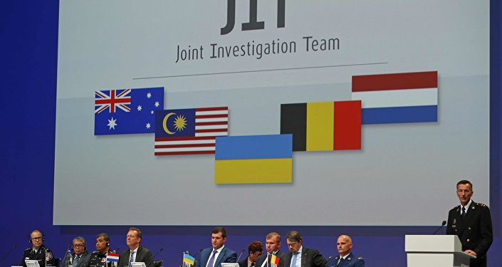 Joint Investigation Team (JIT) sur le crash du Boeing MH17 en Ukraine