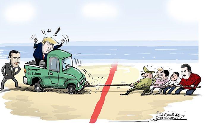 Les États-Unis essaieraient de débaucher l'armée vénézuélienne
