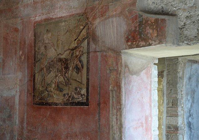 Pompéi (image d'illustration)