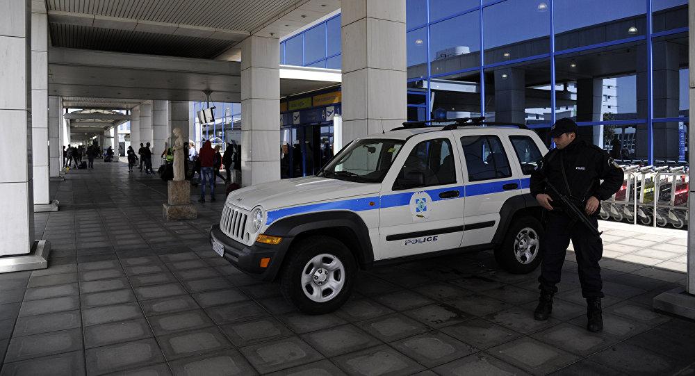 Police grecque