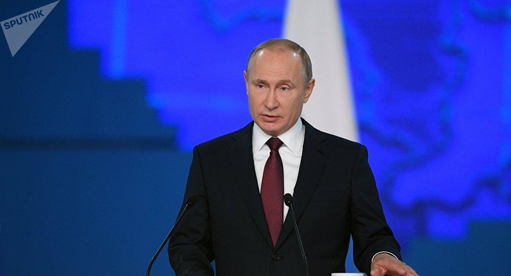 Vladimir Poutine (archives photo)