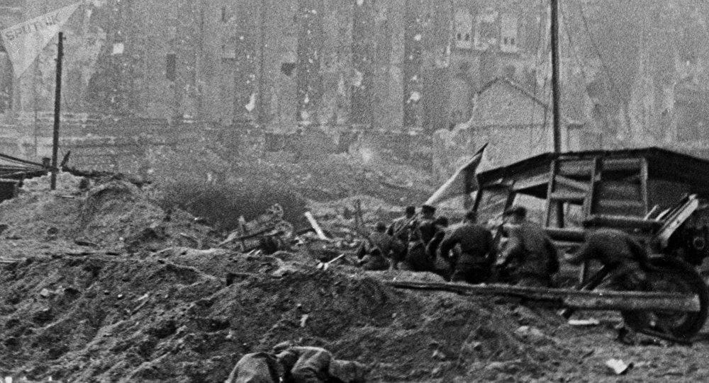 Berlin pendant la Seconde Guerre mondiale