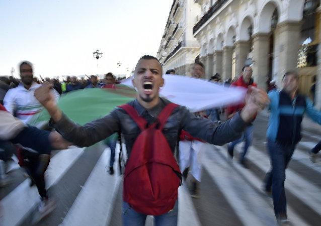 Manifestations contre le 5e mandat de Bouteflika