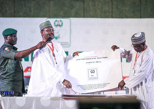 Elections présidentielles au Nigeria, le 24 février 2019