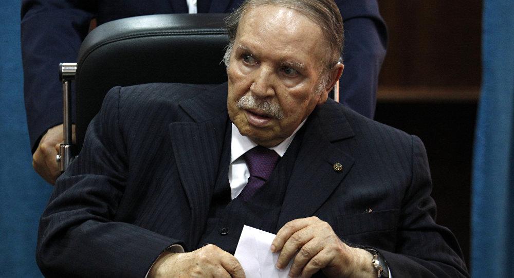 Abdelaziz Bouteflika (archives photo)