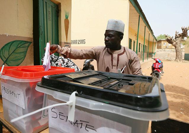 élection au Nigeria