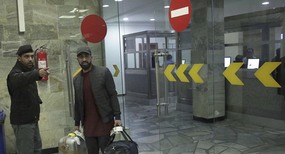 Un demandeur d'asile expulsé d'Allemagne à l'aéroport de Kaboul (image d'archive)