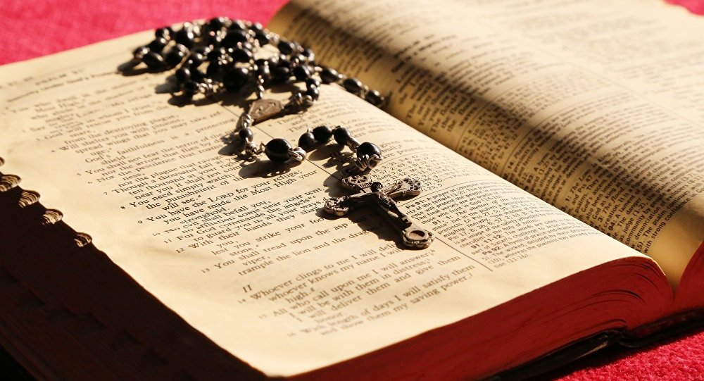 croix catholique