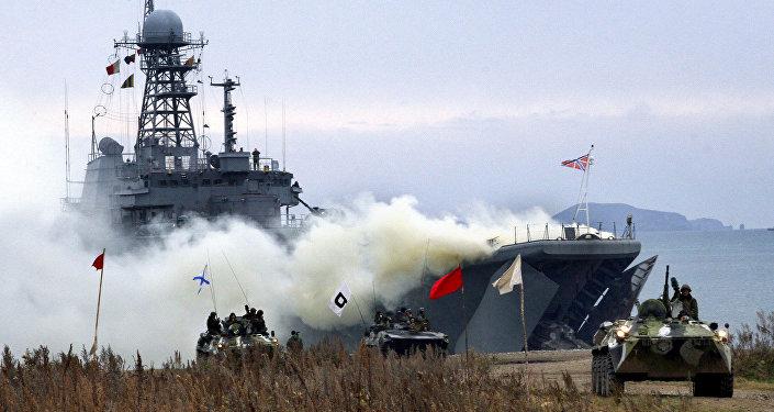 Les forces spatiales russes (image d'illustration)