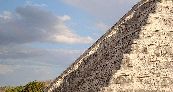 Temple de Chichen Itza
