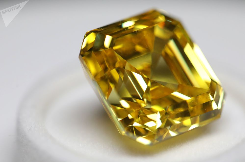 Les diamants de Iakoutie