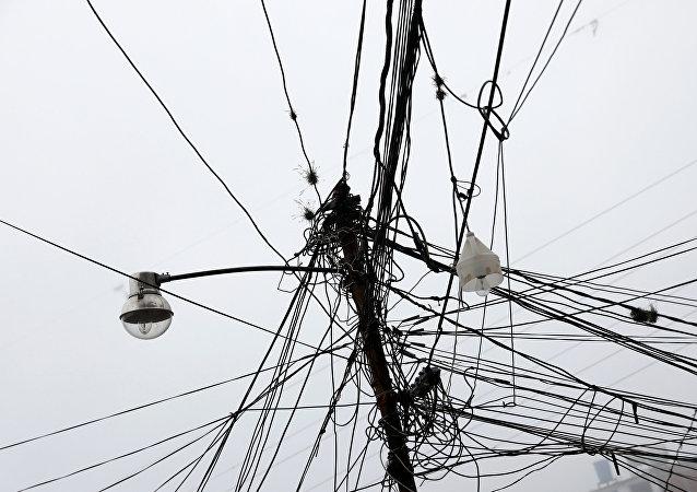 Une panne massive d'électricité au Venezuela
