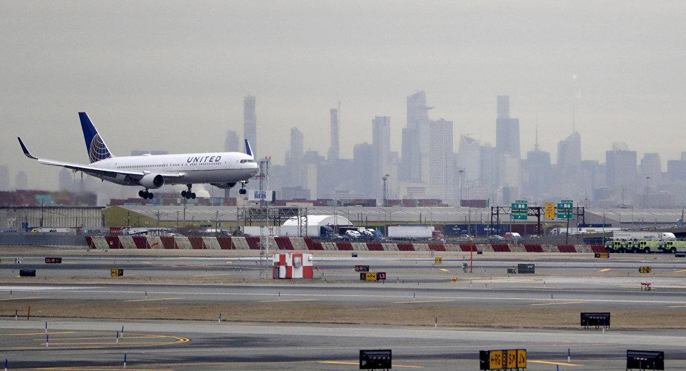 Un avion a dû atterrir en urgence à New York