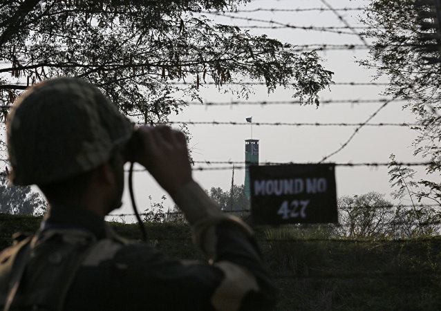 Un drone pakistanais violant l'espace aérien de l'Inde abattu / image d'illustration