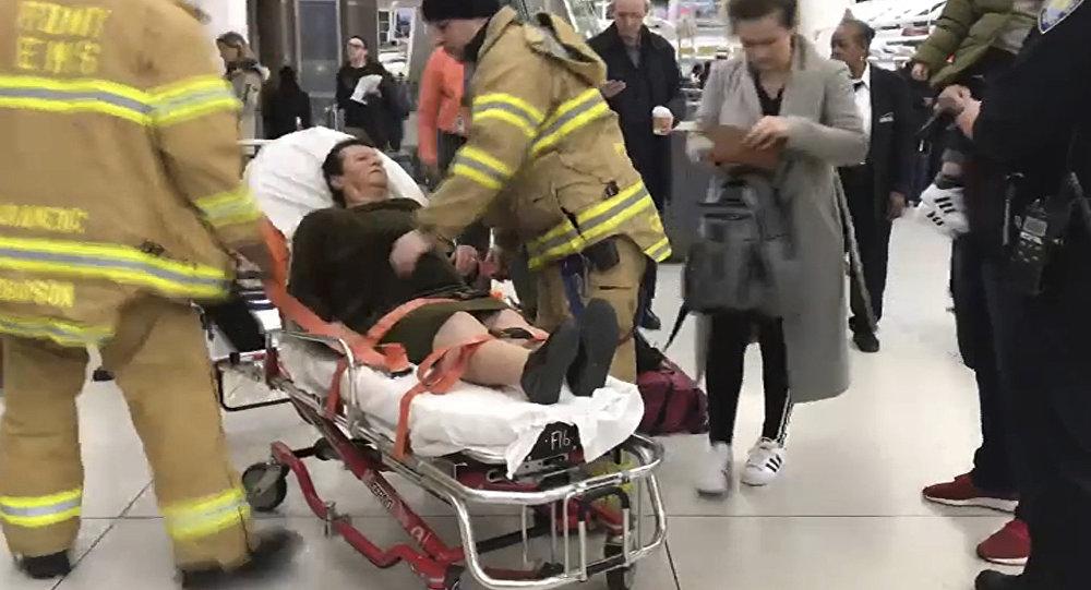 Transport aérien: Trente blessés dans des turbulences - Monde