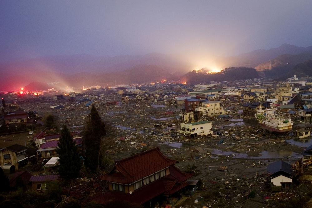 Tragédie au Japon: se souvenir du tremblement de terre et du tsunami de 2011