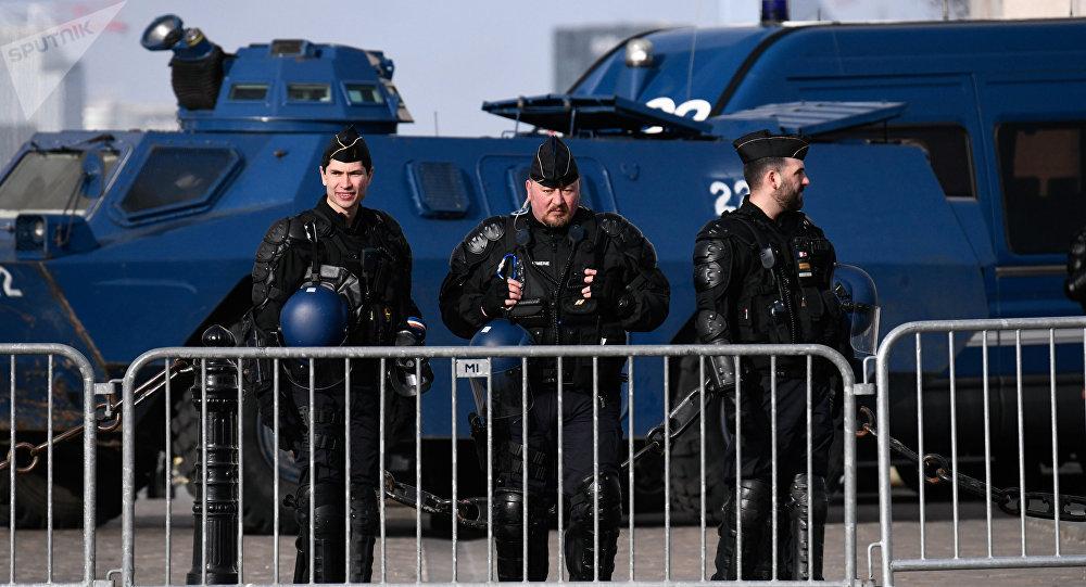 Quimper. Polémique après des vidéos d'interventions policières contre des gilets jaunes