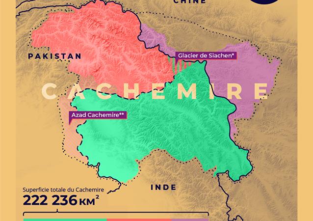 Tensions entre l'Inde et Pakistan