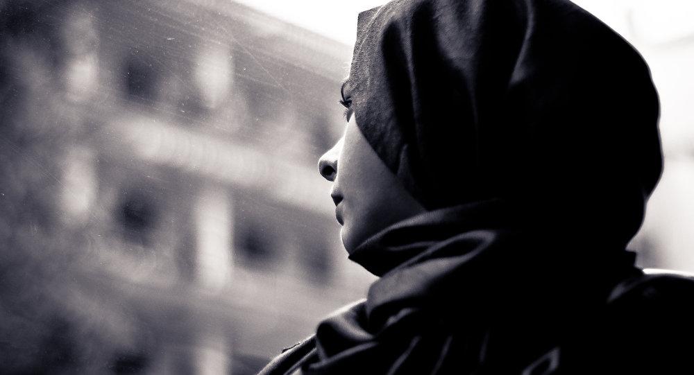 Une femme en hijab (image d'illustration)