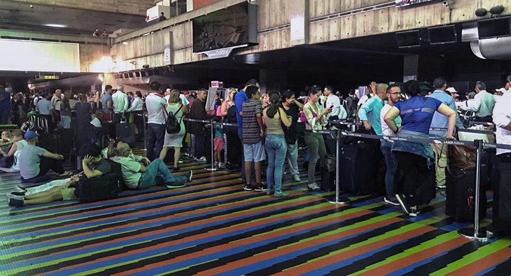Aéroport Simon Bolivar