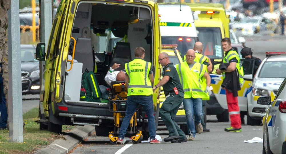 Nouvelle-Zélande: Twitter Diffusait La Vidéo De La Tuerie