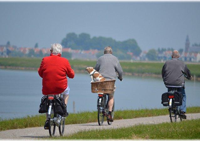 Des retraités