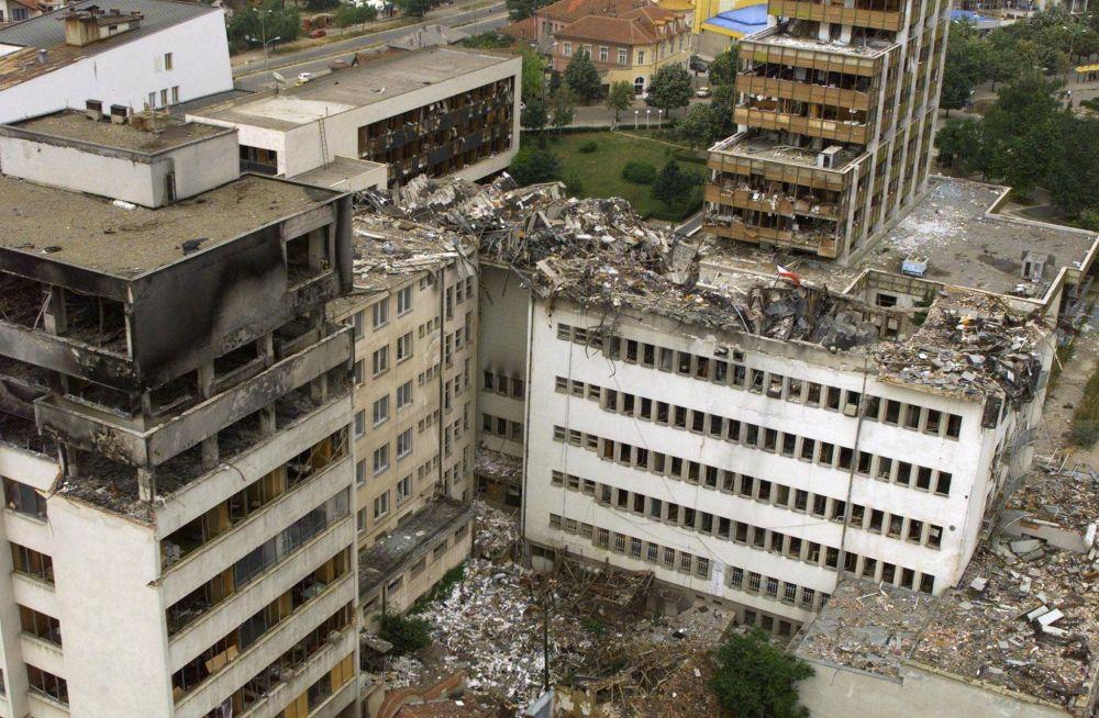 Un crime dont le souvenir reste vivace: l'opération de l'Otan contre la Yougoslavie